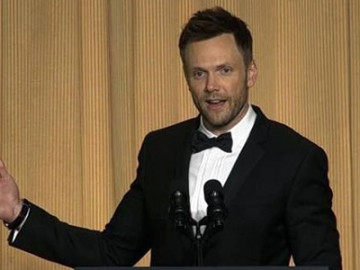 Watch: Joel McHale's 2014 White House Correspondent's Dinner speech