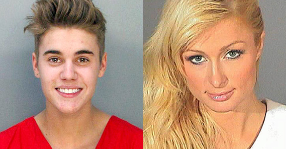 Justin Bieber and Paris Hilton aren't doing it