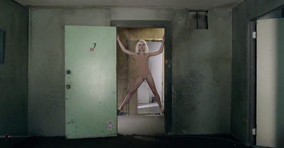 "Music Video: Sia's ""Chandelier"""