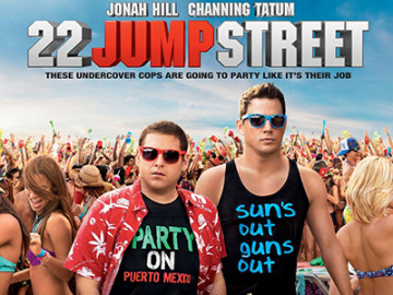 Box Office: '22 Jump Street' hits #1, 'Dragon 2' takes #2