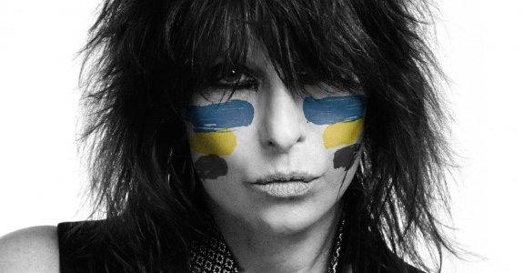 Stockholm: Chrissie Hynde's stellar solo debut album!