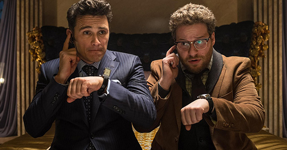 N. Korea threatens war over James Franco & Seth Rogen's film