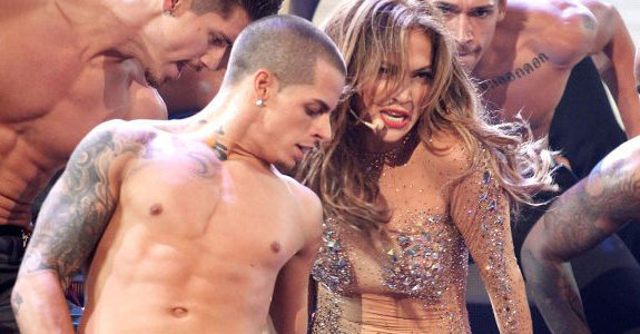 Jennifer Lopez and Casper Smart broke up
