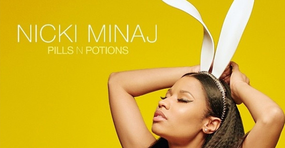"Watch: Nicki Minaj's music video for ""Pills N Potions"""