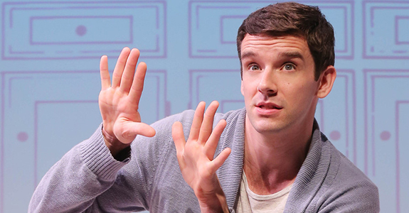 Don't miss Michael Urie in 'Buyer & Cellar' in LA!