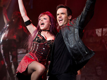 'We Will Rock You' electrifies Los Angeles' Ahmanson Theatre