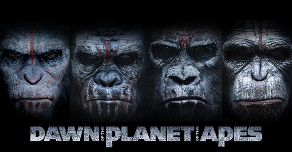 Box Office: Apes beat out Transformers
