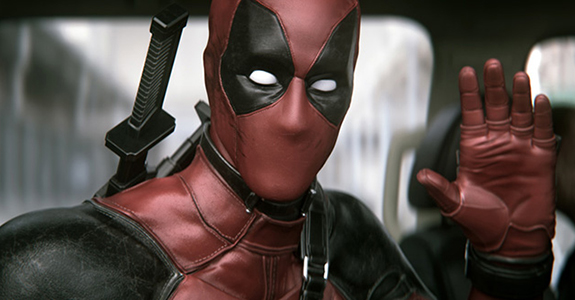 The 'Deadpool' test footage is here!