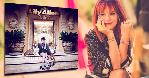 "Watch: Lily Allen's ""As Long As I Got You"""