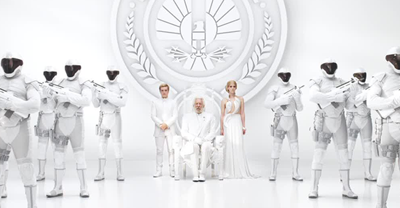 District 13 hacks the new teaser for 'The Hunger Games: Mockingjay'