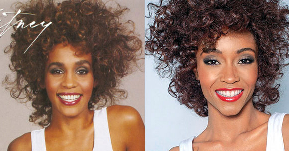 Whitney Houston / Yaya Dacosta