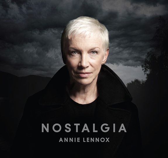 Annie Lennox previews tracks from 'Nostalgia'