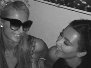 #DOOM: Kim Kardashian & Paris Hilton together again!