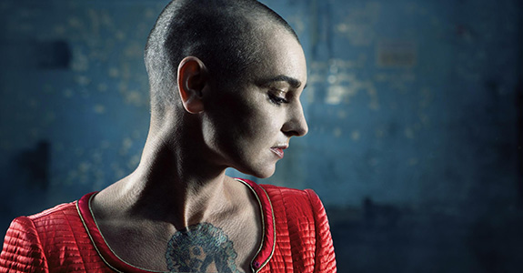 "Watch: Sinéad O'Connor's ""Take Me To Church"""