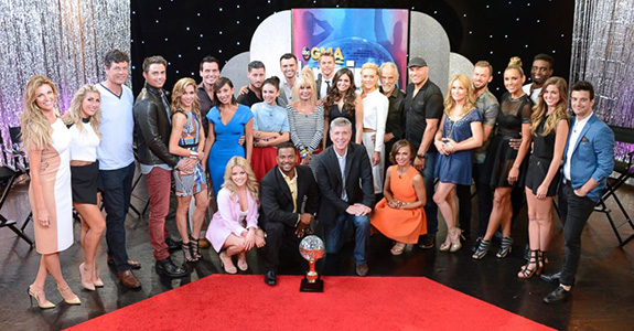 It's a who's who of WHO? on the new 'Dancing with the Stars'
