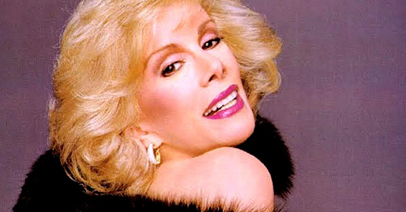 Joan Rivers has passed away