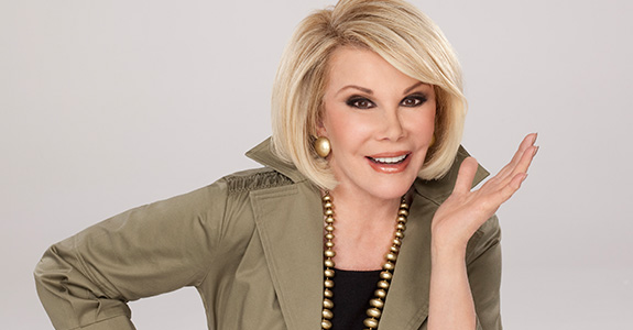 RIP: Joan Rivers