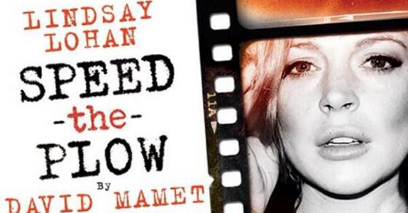 Lindsay Lohan's stage career might be on shaky ground