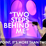 "Madonna ""Two Steps Behind Me"" Lady Gaga Diss Track"