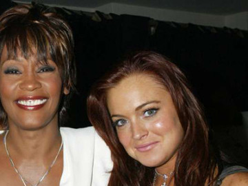 LiLo lied about touching Whitney Houston's body bag