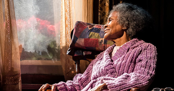 Don't miss Cicely Tyson–LIVE ON STAGE–6 performances left!