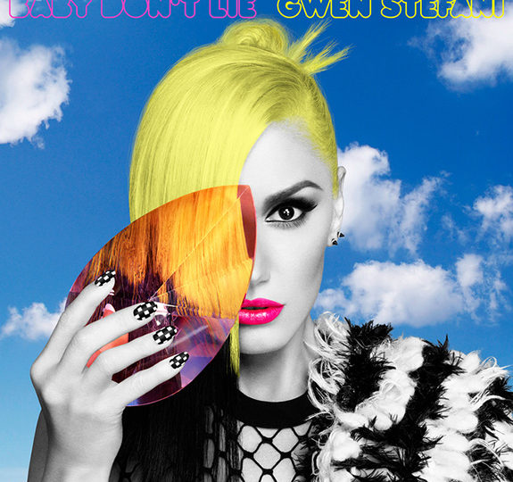"Gwen Stefani is back with ""Baby Don't Lie"""