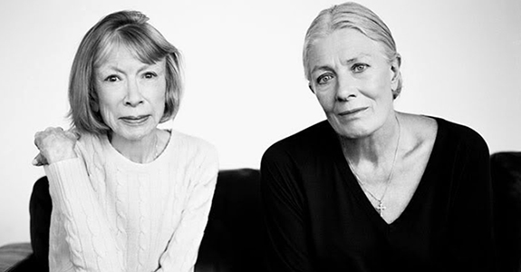 Joan Didion & Vanessa Redgrave Reunite For One-Night-Only!