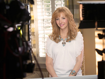 The Comeback: Valerie Cherish finally gets another take!