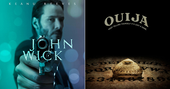 Box Office: John Wick vs. A Ouija Board