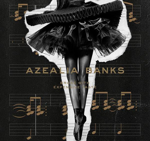 "Azealia Banks is a 'Broke ""Ice Princess"" with Expensive Taste'"