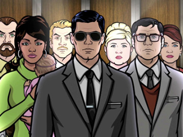 Teaser: FX's 'Archer' … season six!
