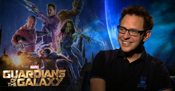 Guardians of the Galaxy's James Gunn reveals alternate ending