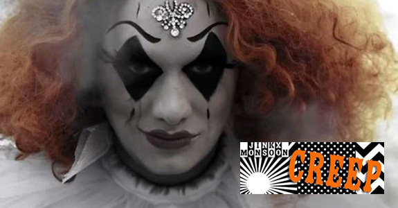"#AMAZING: Jinkx Monsoon covers Radiohead's ""Creep"""