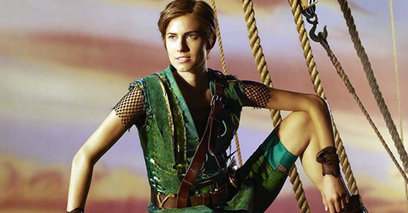 Take a look at NBC's 'Peter Pan LIVE!'