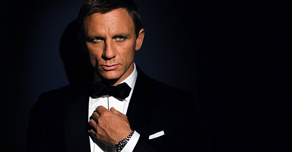 007: Daniel Craig returns as James Bond for 'Spectre'