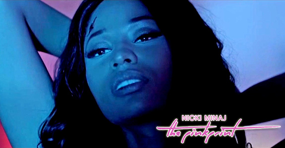 Catch Nicki Minaj's 'The Pinkprint Movie'