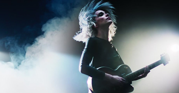 "Music Video: St. Vincent's ""Birth In Reverse"""