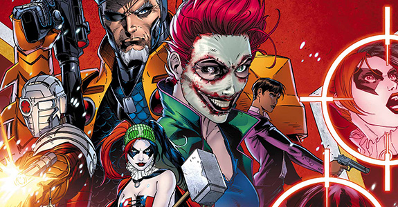 Revealed: 'Suicide Squad' cast!