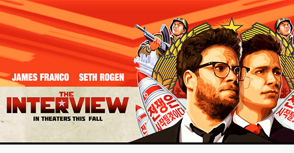 Sony Pictures caves in by shelving 'The Interview'