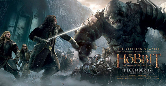Box Office: 'The Hobbit' takes one final journey