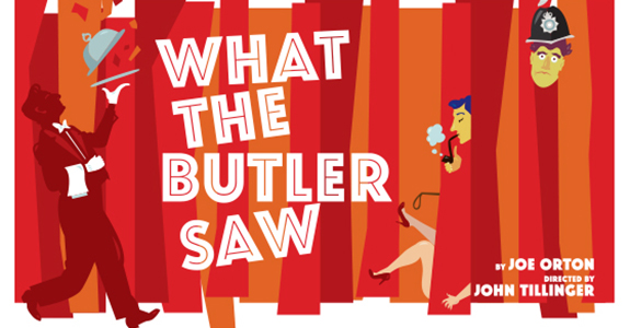'What The Butler Saw' will have you in stitches!