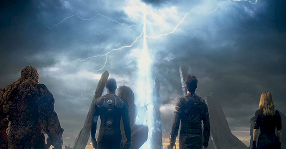 Trailer: 'Fantastic Four'