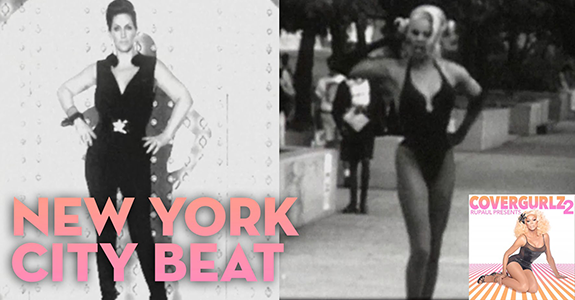 "RuPaul + Michelle Visage: Bringing that ""New York City Beat"""
