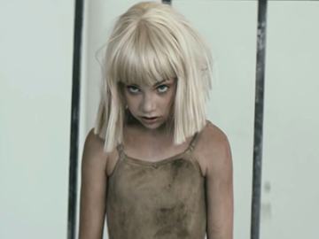"Music Video / Sia / ""Elastic Heart"""