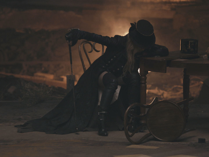 MUSIC VIDEO: Madonna 'Ghosttown'