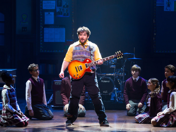 SCHOOL OF ROCK: THE EPIC COMEBACK OF ANDREW LLOYD WEBBER