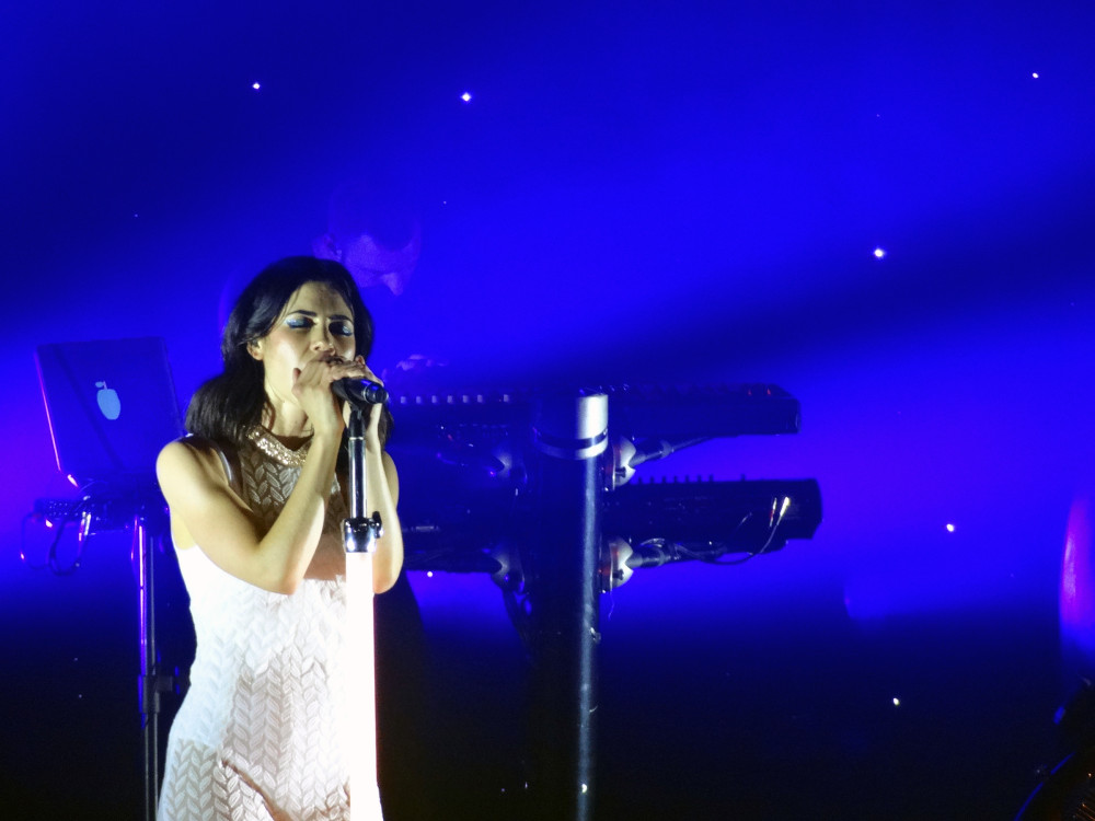Marina and the Diamonds / San Diego / 04.18.2015