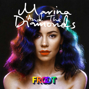 Marina and The Diamonds . FROOT