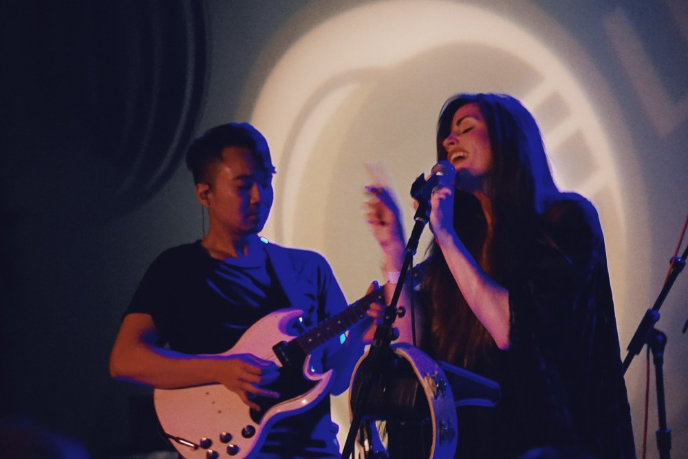 Cathedrals The Loft at UCSD San Diego CA 05.15.2015