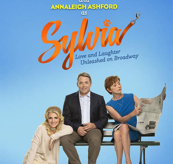 Annaleigh Ashford Returns to Broadway in 'Sylvia'